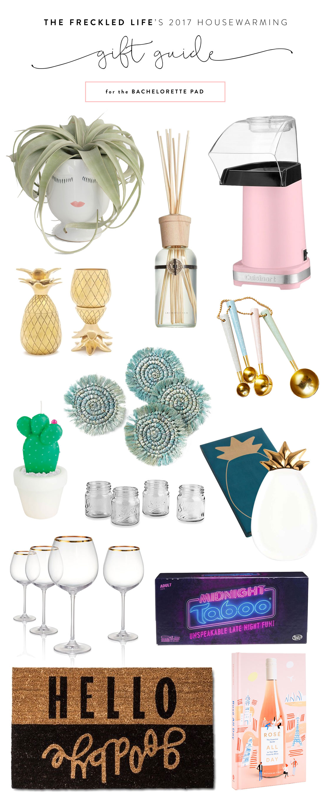 Housewarming Gift Guide The Freckled Life