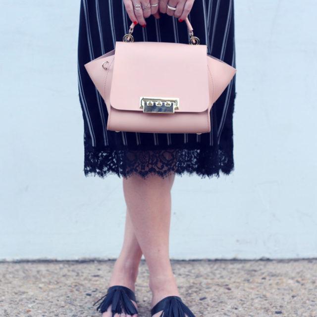 Loving Lately  |  Pink Handbags