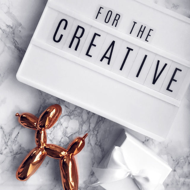 for the Creative  |  2017 Holiday Gift Guide