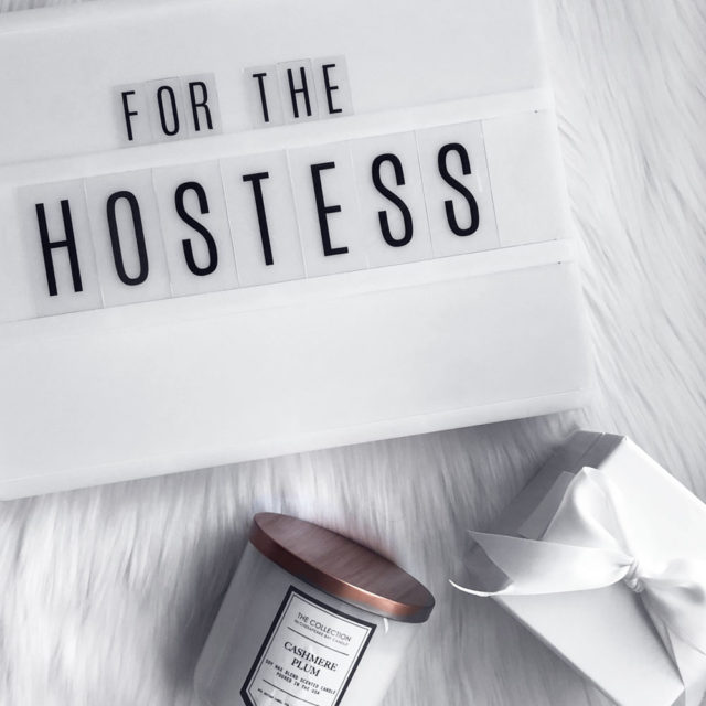 for the Hostess  |  2017 Holiday Gift Guide