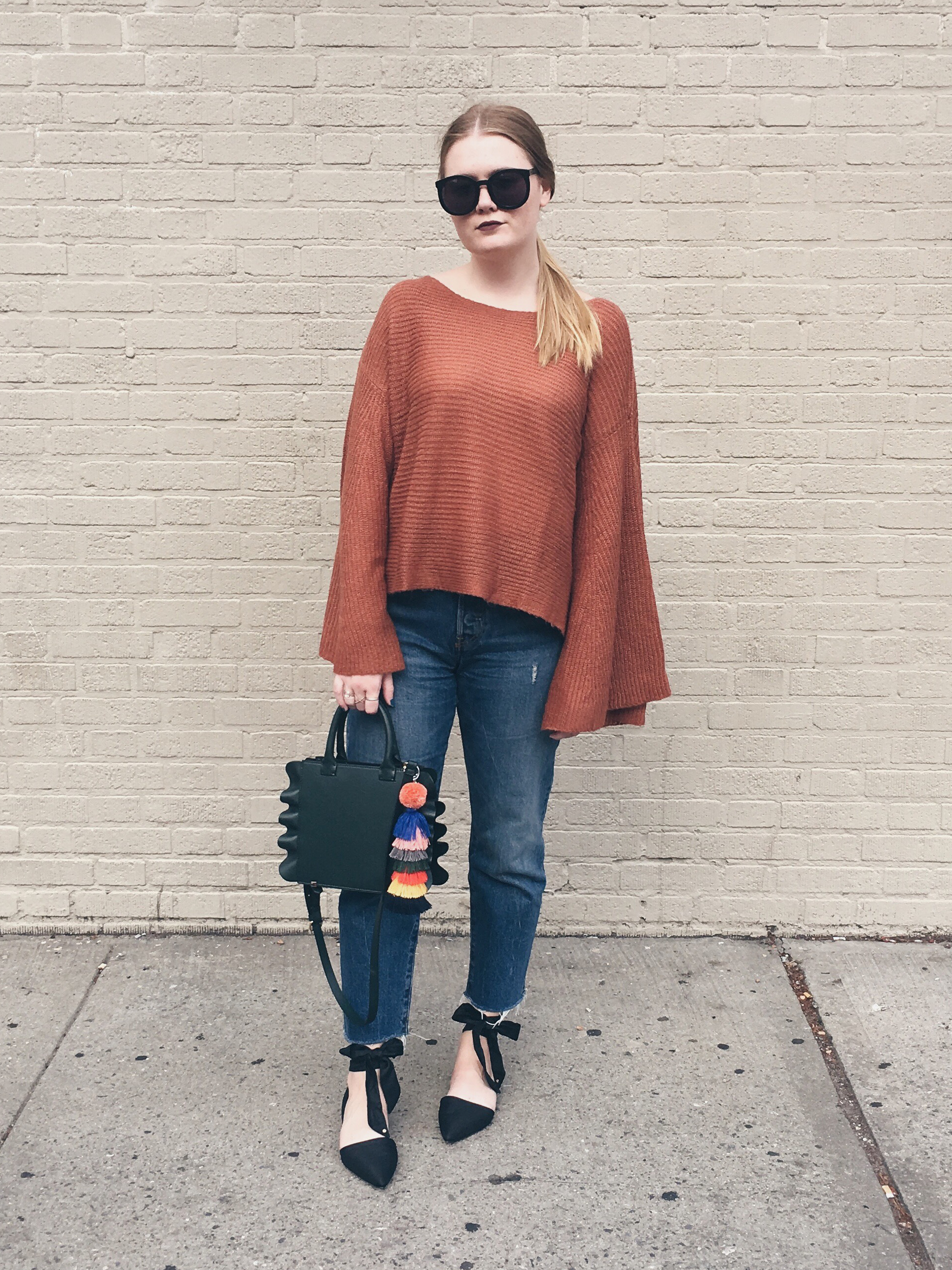 bell-sleeves-sweater