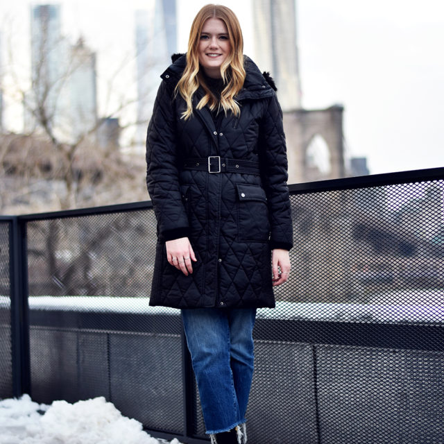 The Smart Girl's Guide to Buying a Parka