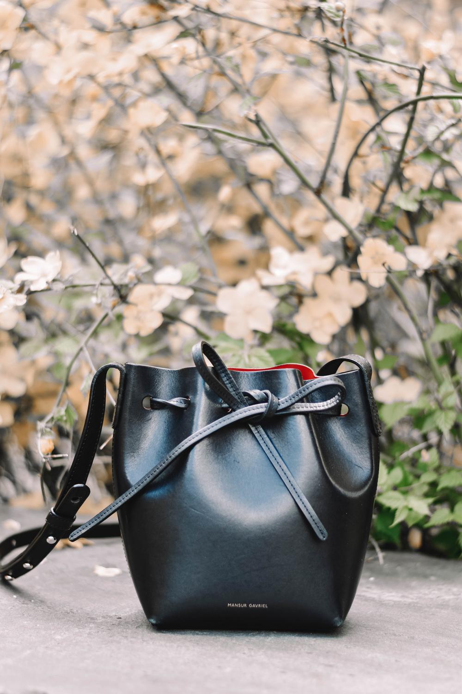 The Best Designer Bags To Invest In Mansur Gavriel Mini Bucket Bag